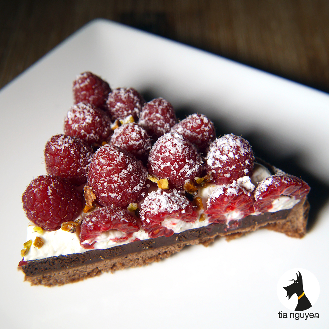 TarteChocolatFramboise1