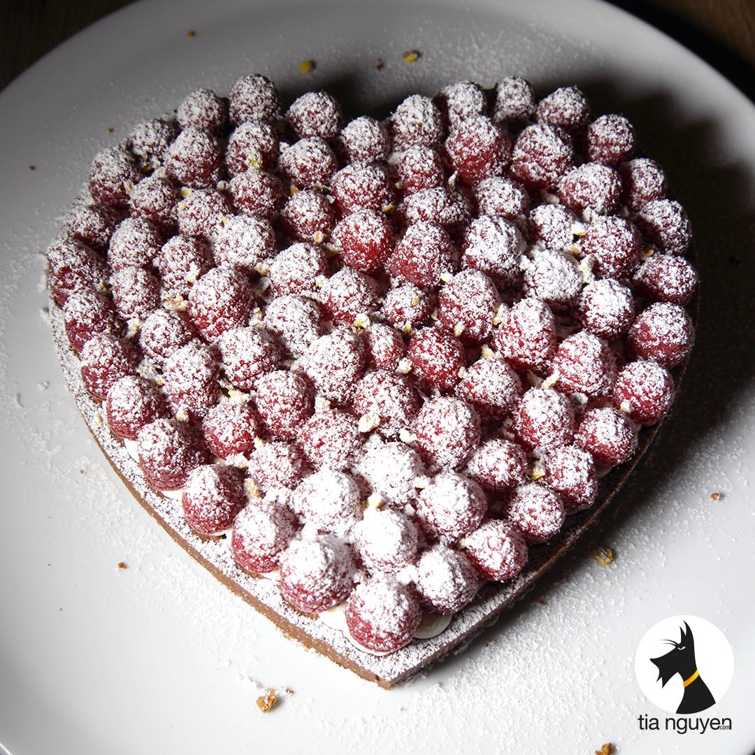 TarteChocolatFramboise3