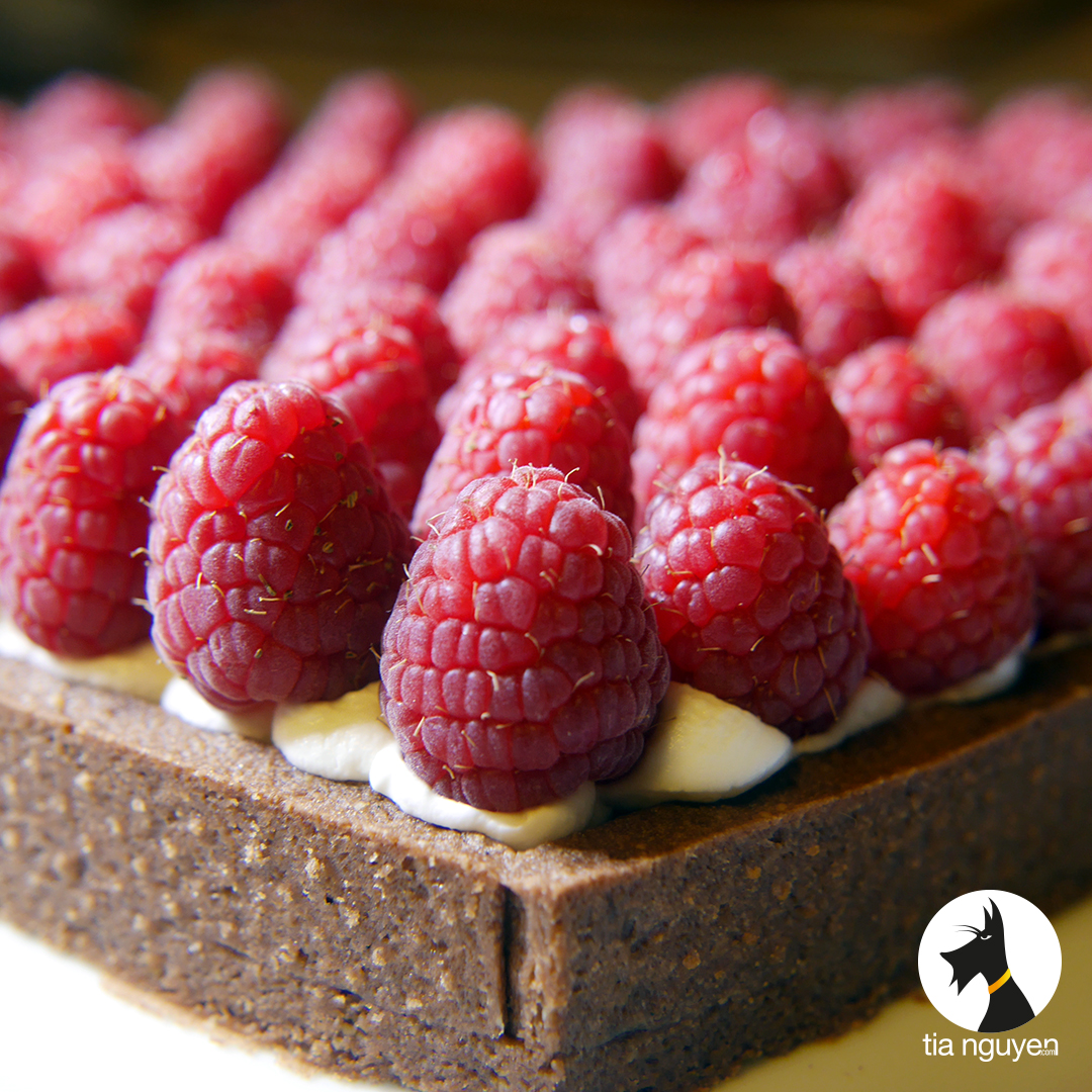 TarteChocolatFramboise4