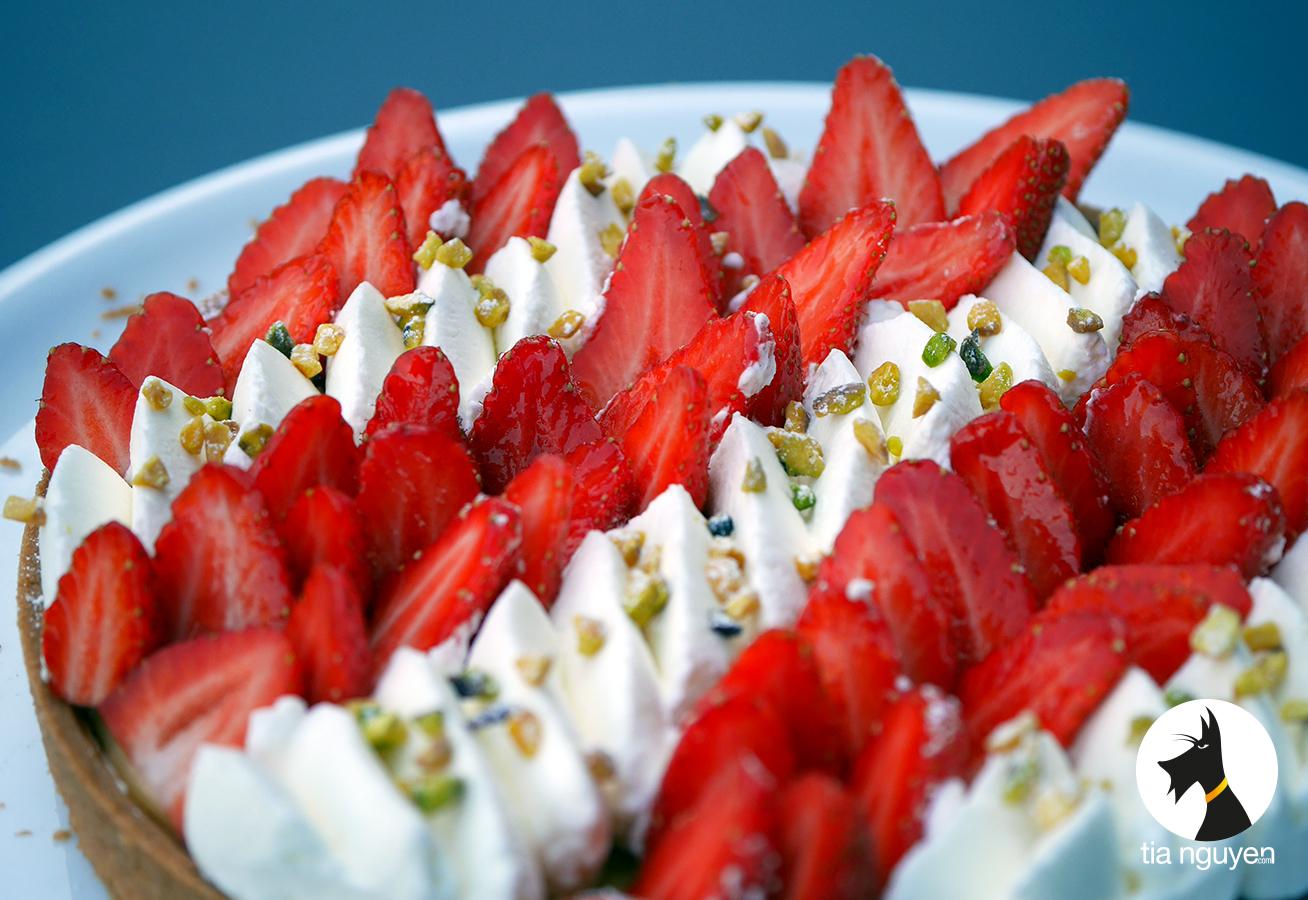 tarte fraise mascarpone citron cook expert recettes. Black Bedroom Furniture Sets. Home Design Ideas